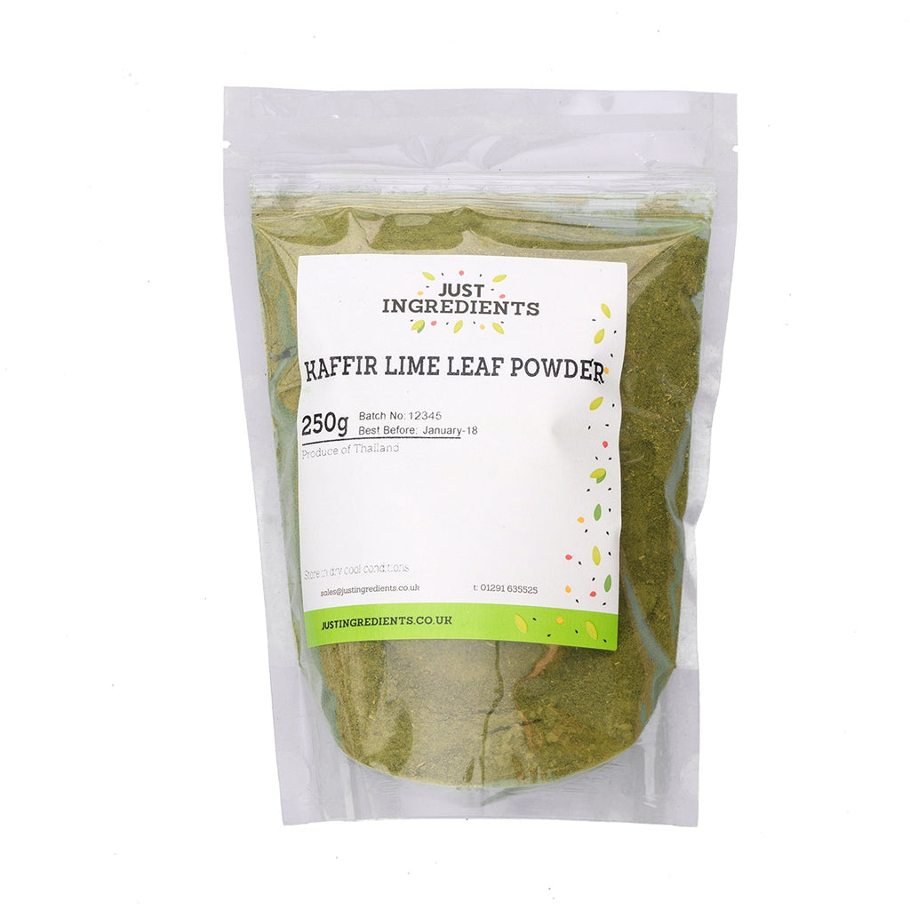 JustIngredients Lime Leaves Ground