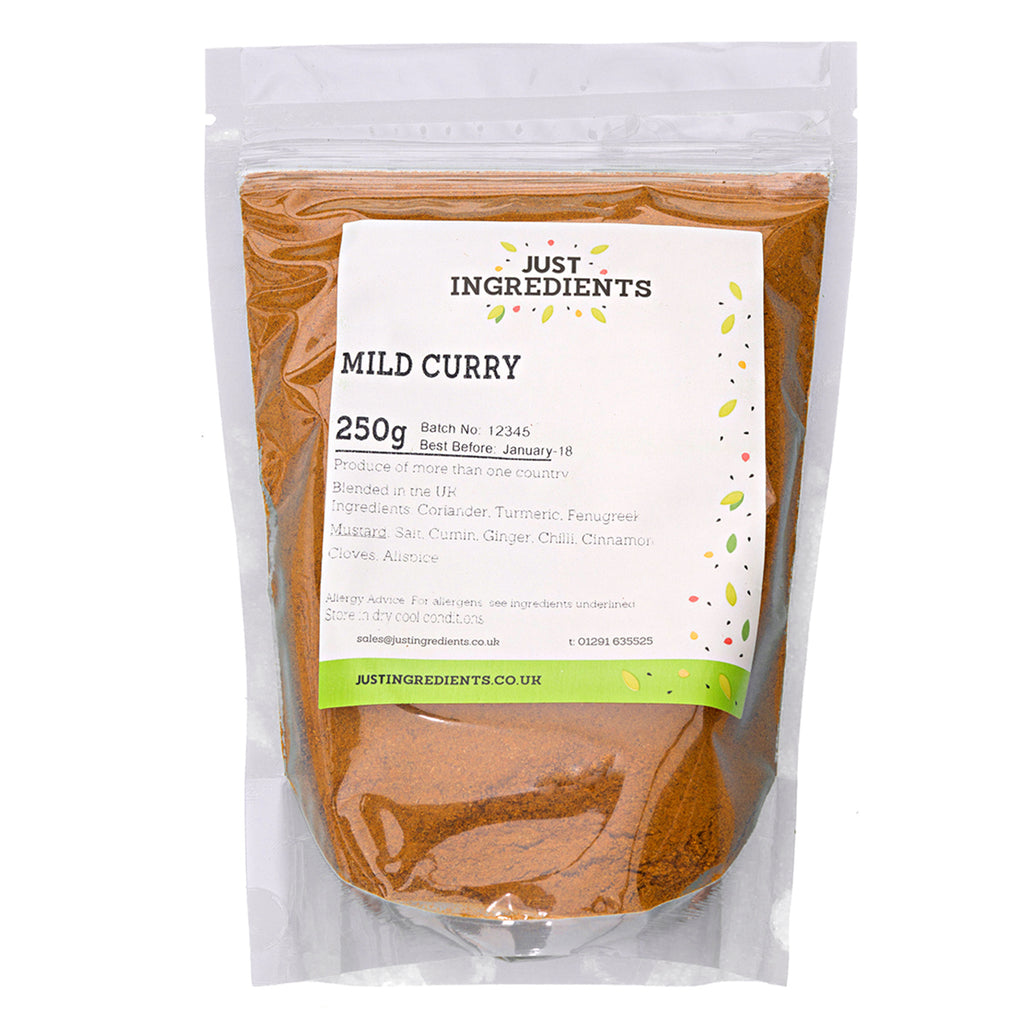 JustIngredients Curry Powder (Mild)