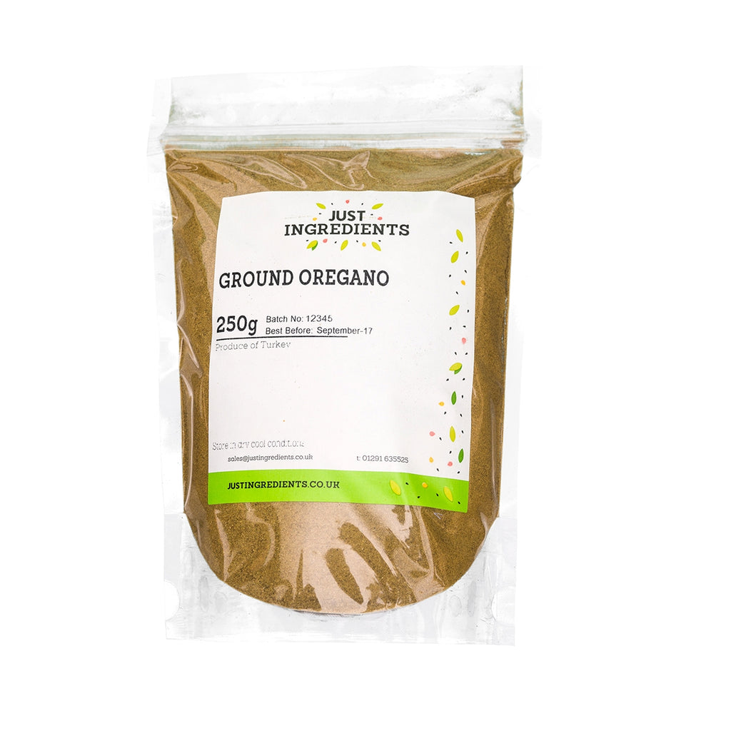JustIngredients Oregano Ground