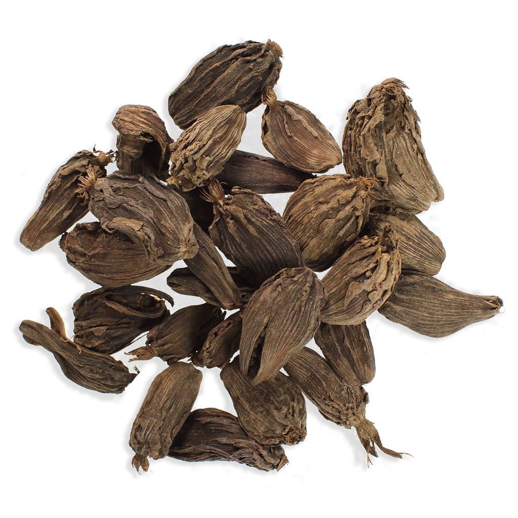 JustIngredients Cardamom Pods Black