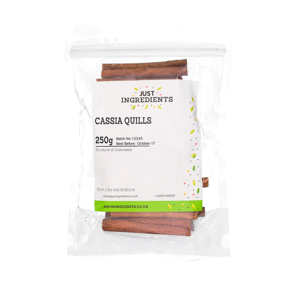 JustIngredients Cassia Quills