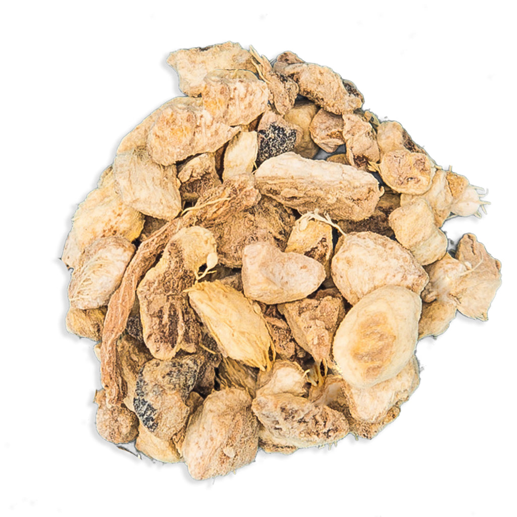 JustIngredients Ginger - coarse cut