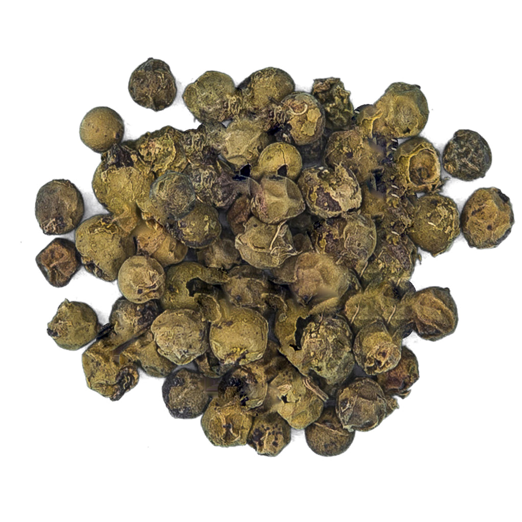JustIngredients Green Peppercorns