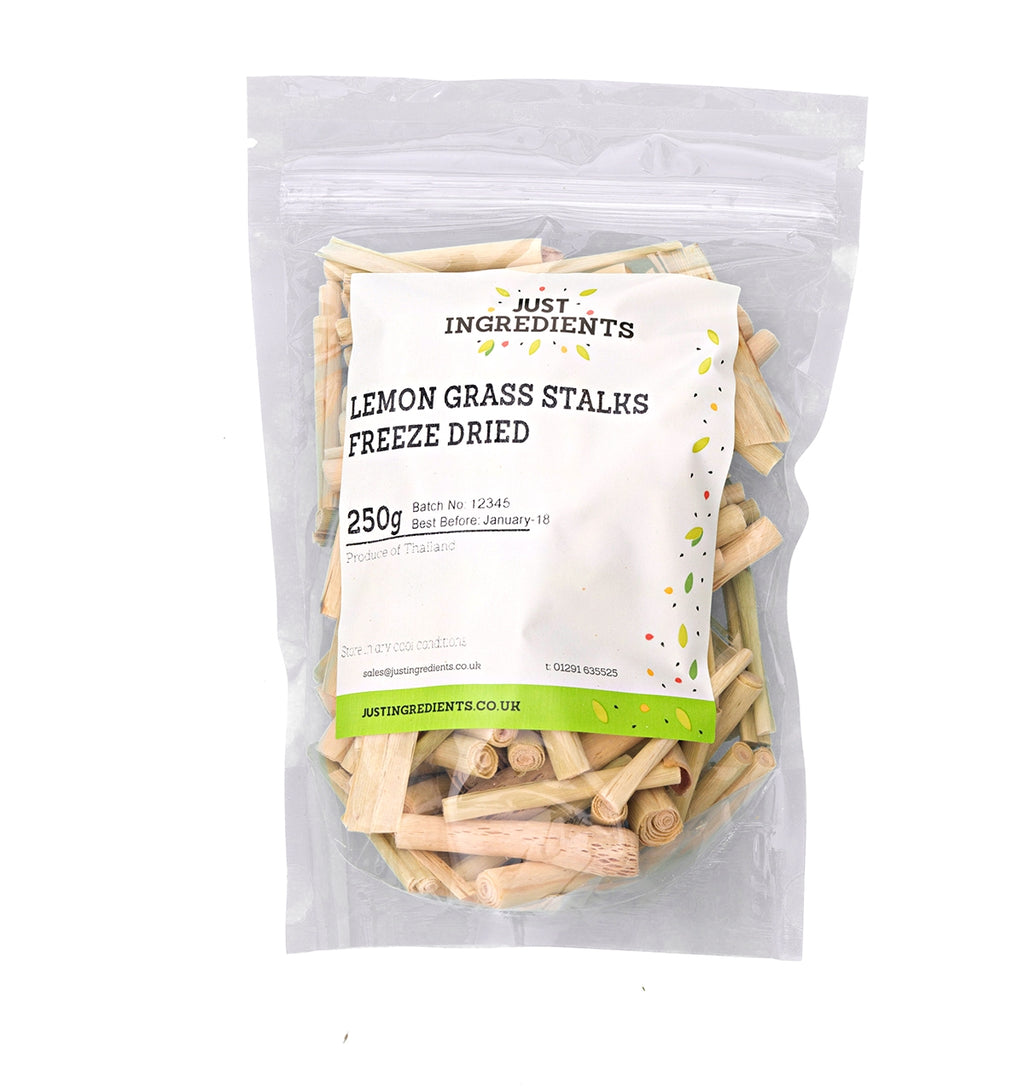 JustIngredients Lemon Grass Stalks