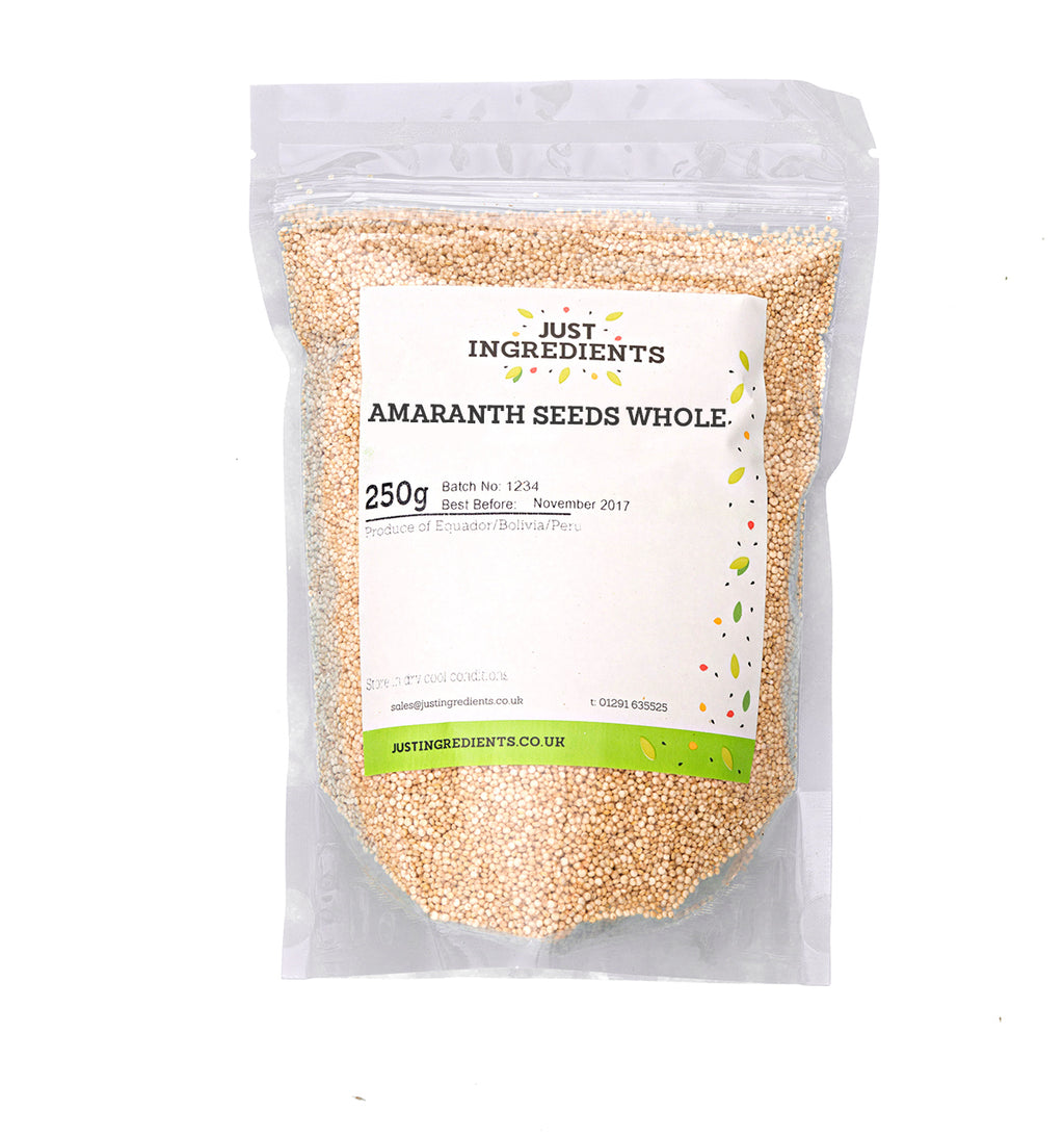 JustIngredients Amaranth Seeds Whole