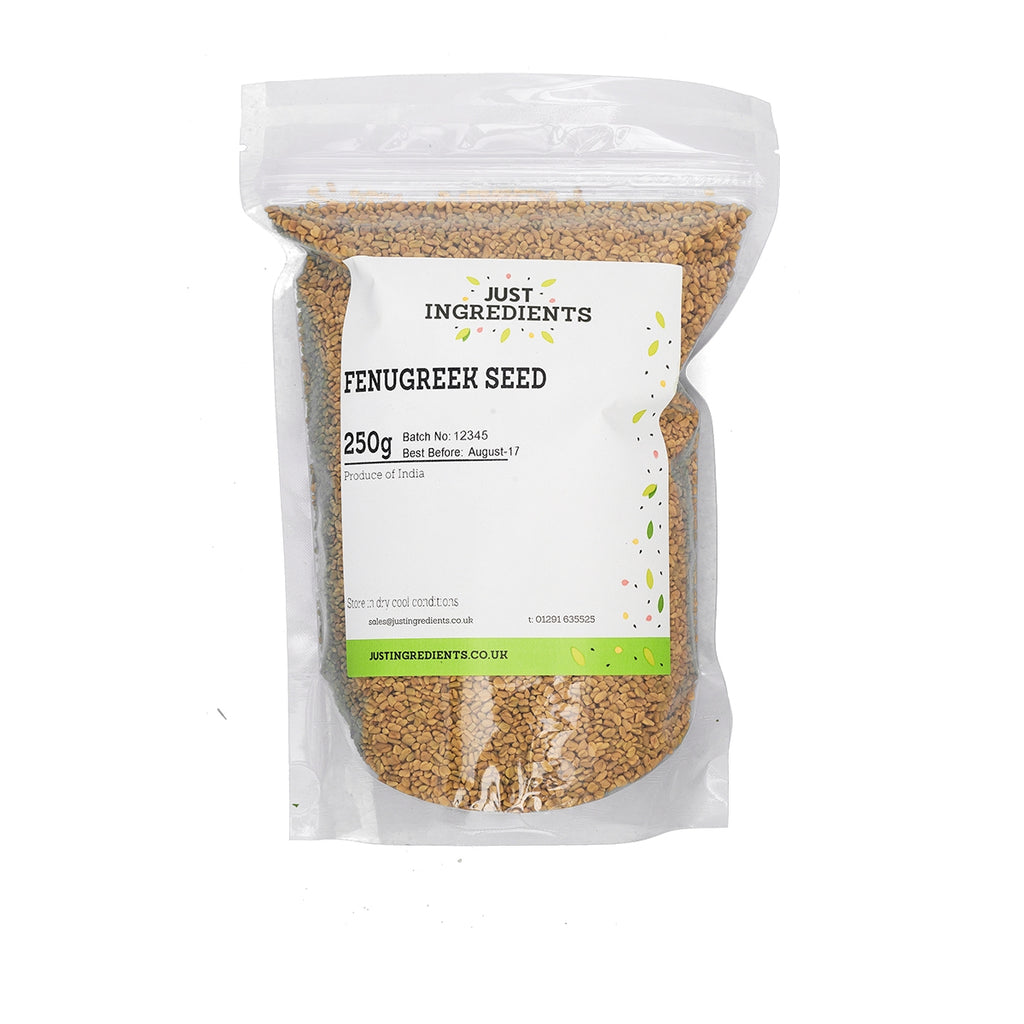 JustIngredients Fenugreek Seeds