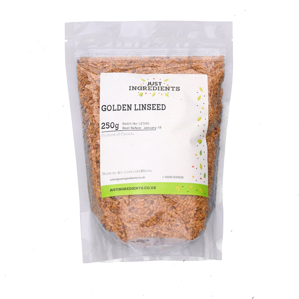 JustIngredients Golden Linseed