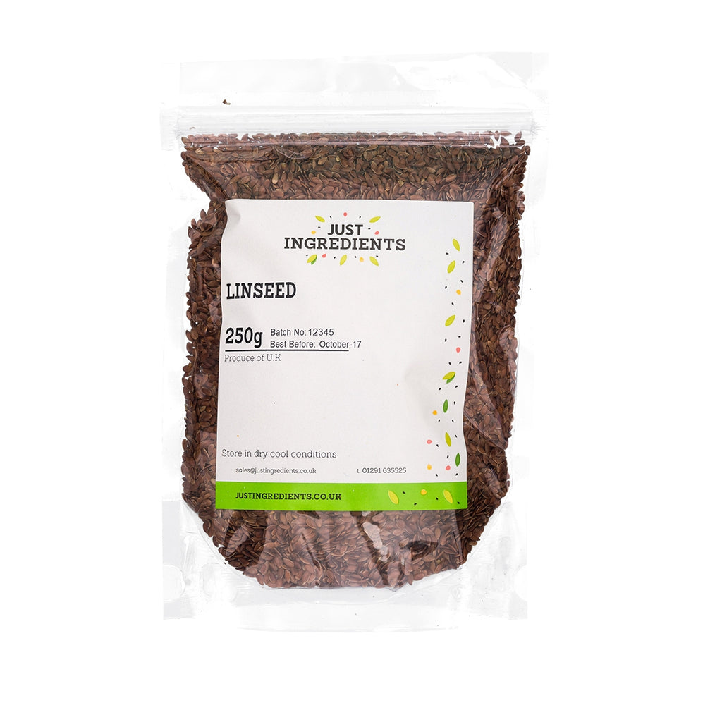 JustIngredients Linseed