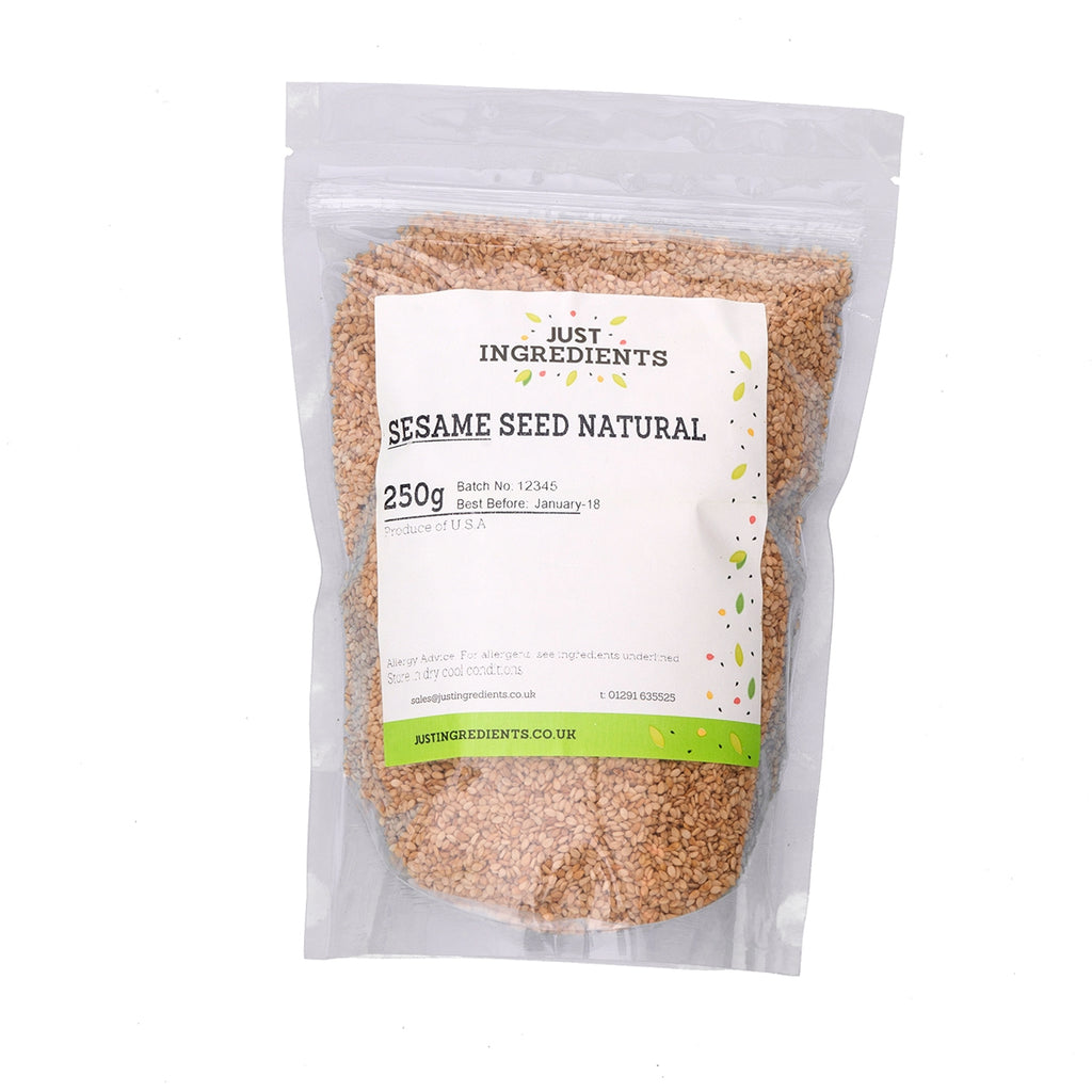 JustIngredients Sesame Seeds Natural