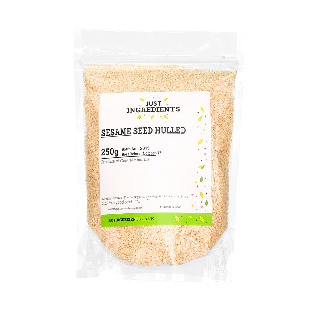JustIngredients Sesame Seeds Hulled