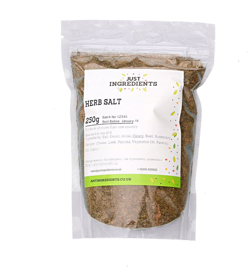 JustIngredients Herb Salt