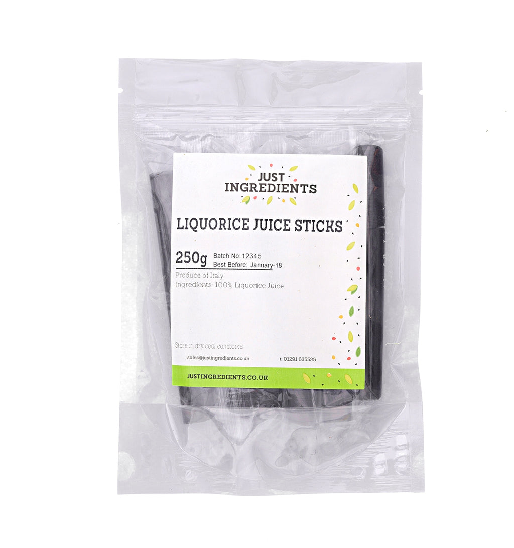 JustIngredients Liquorice Juice Sticks
