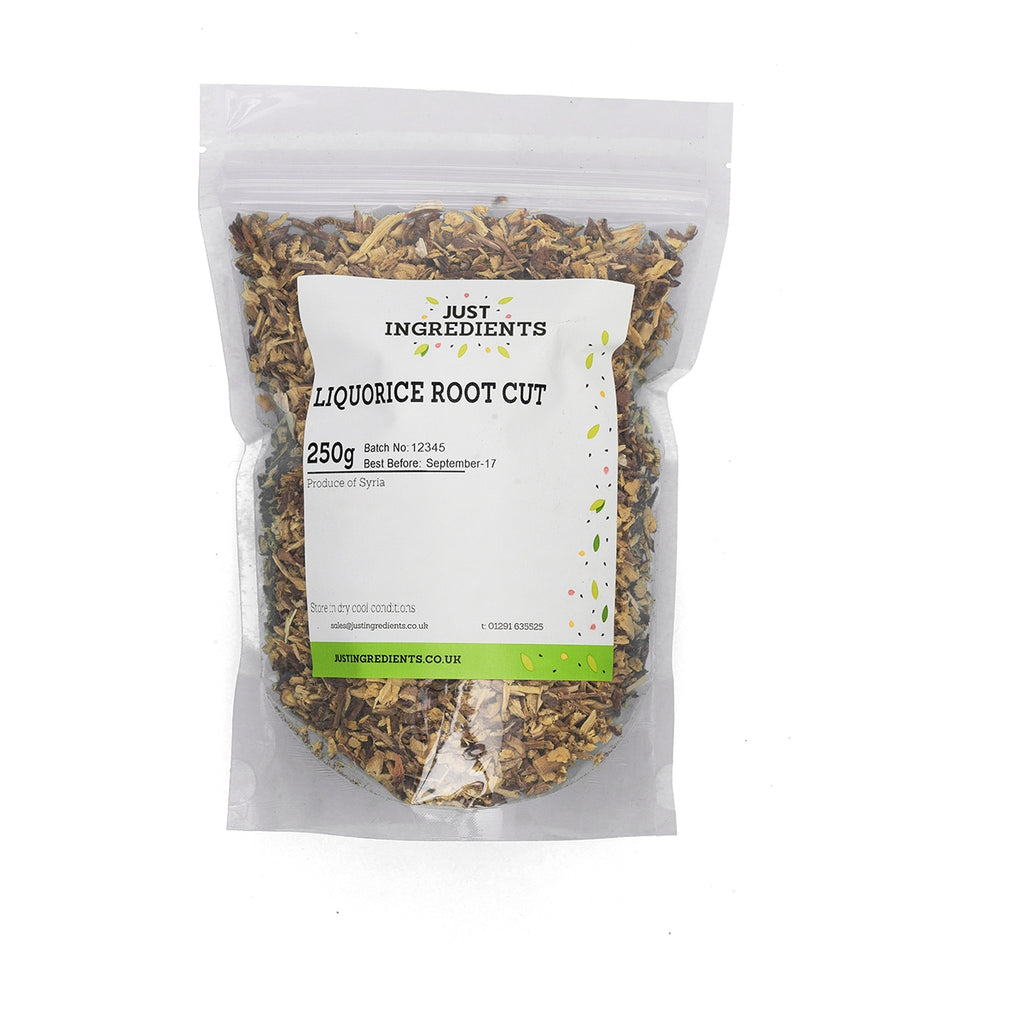 JustIngredients Liquorice Root cut