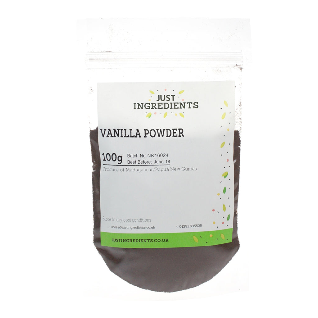 JustIngredients Vanilla Pod Powder
