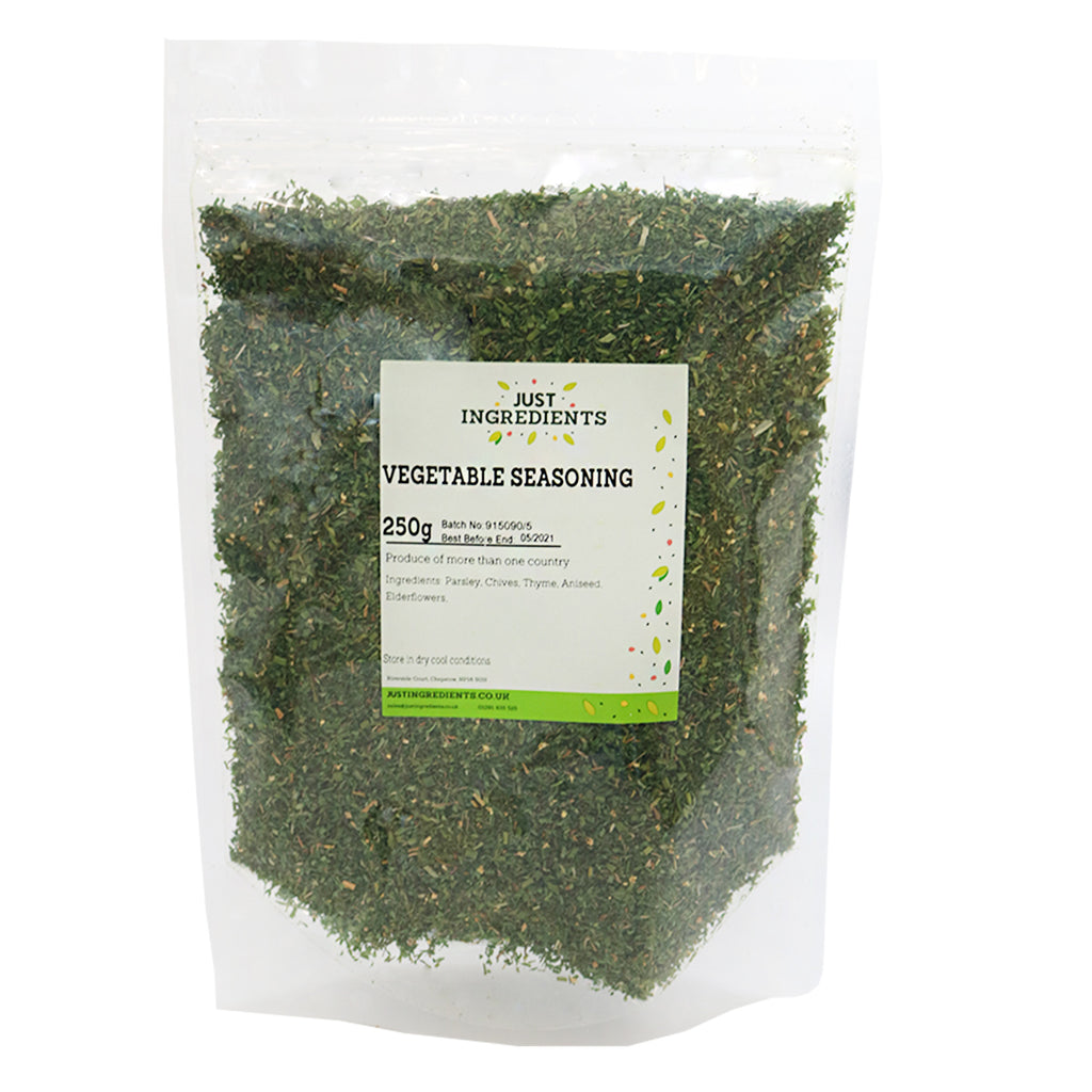 JustIngredients Vegetable Seasoning