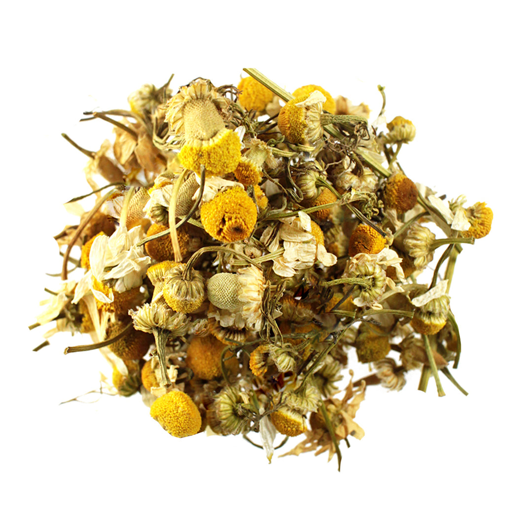 JustIngredients Organic Chamomile Flowers