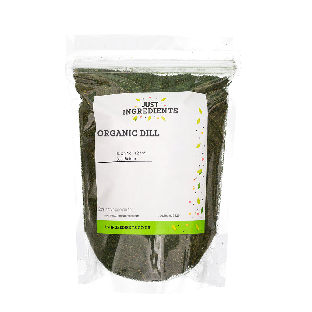 JustIngredients Organic Dill