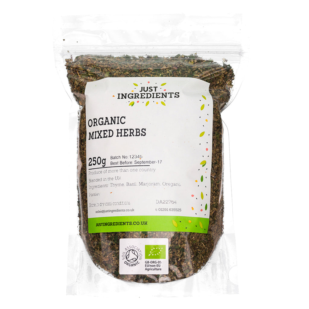 JustIngredients Organic Mixed Herbs