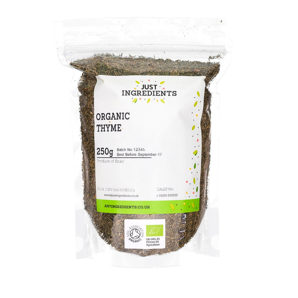 JustIngredients Organic Thyme