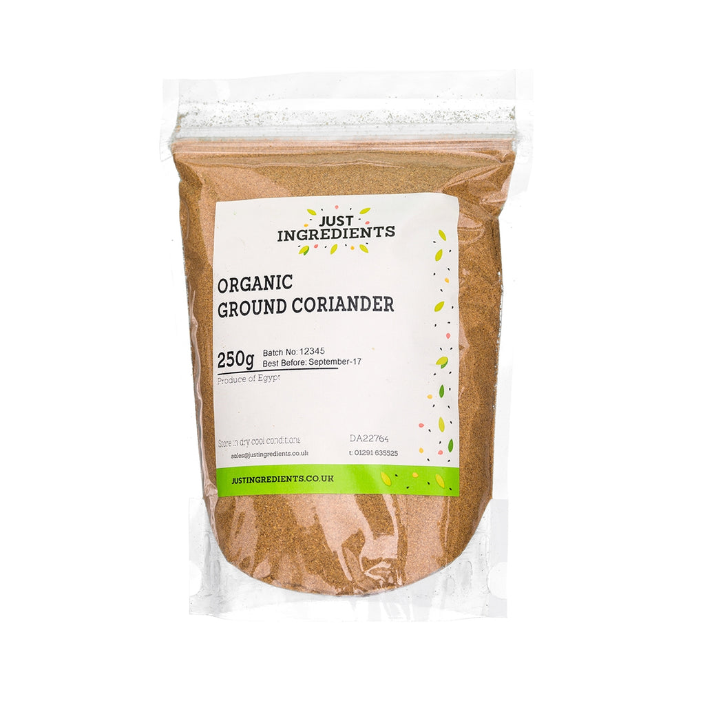 JustIngredients Organic Coriander - Ground