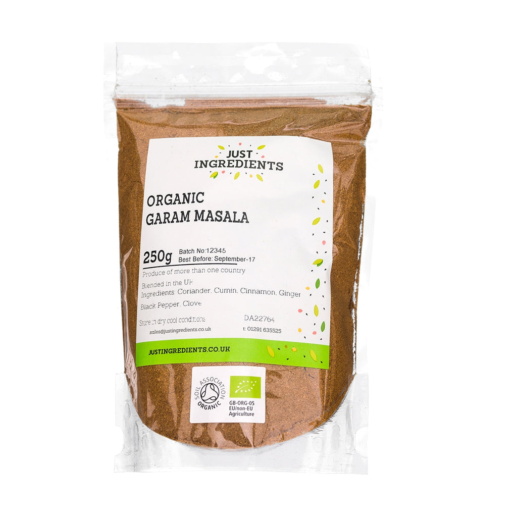 JustIngredients Organic Garam Masala