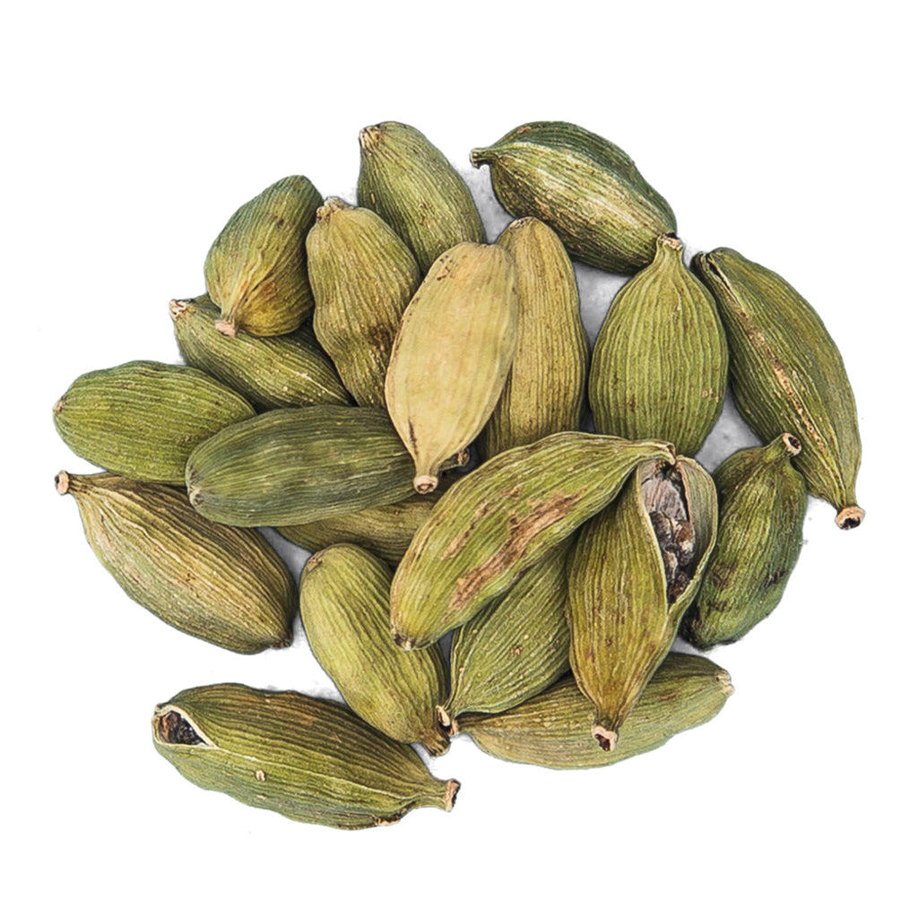 JustIngredients Organic Cardamom Pods