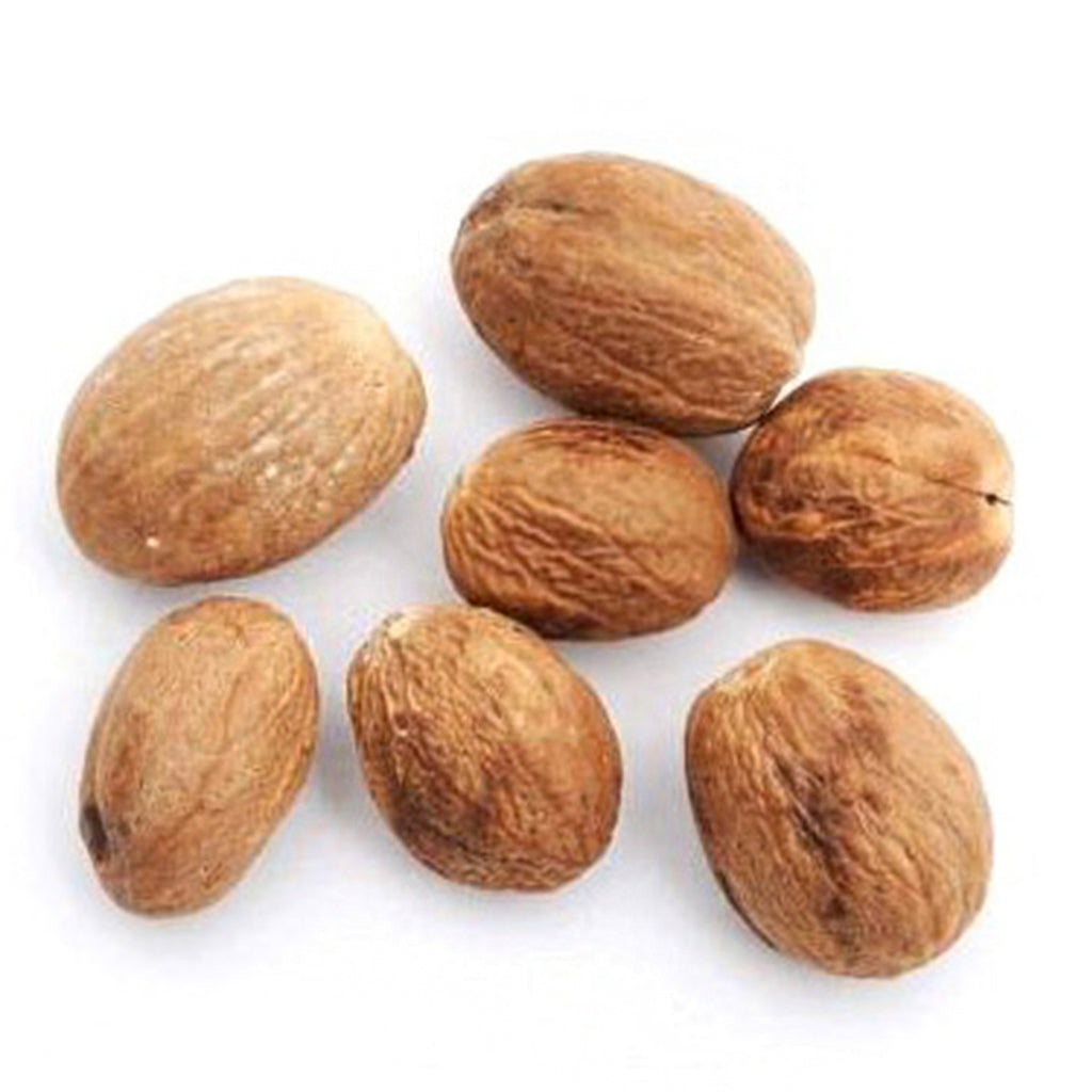 JustIngredients Organic Whole Nutmegs