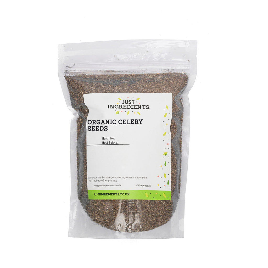 JustIngredients Organic Celery seeds