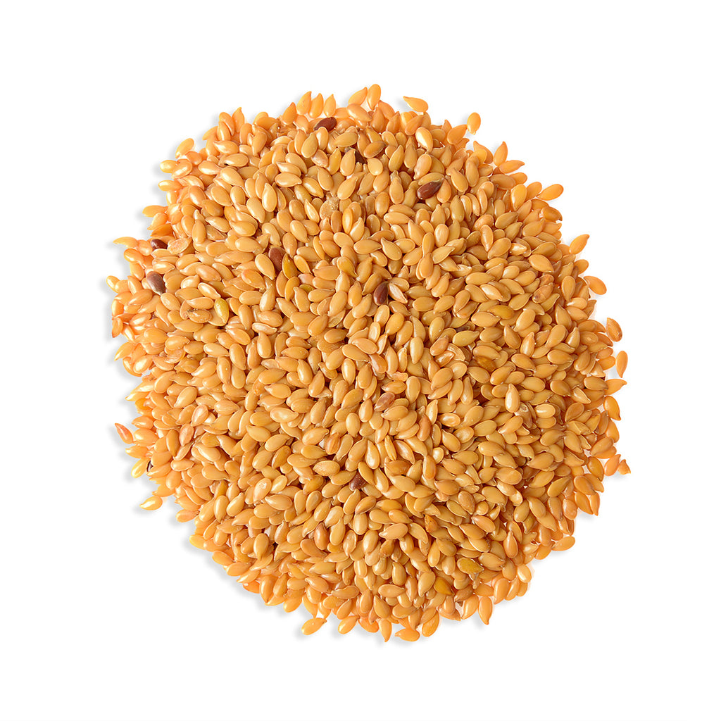 JustIngredients Organic Golden Linseeds