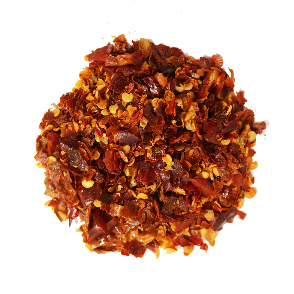 JustIngredients Organic Chillies Crushed