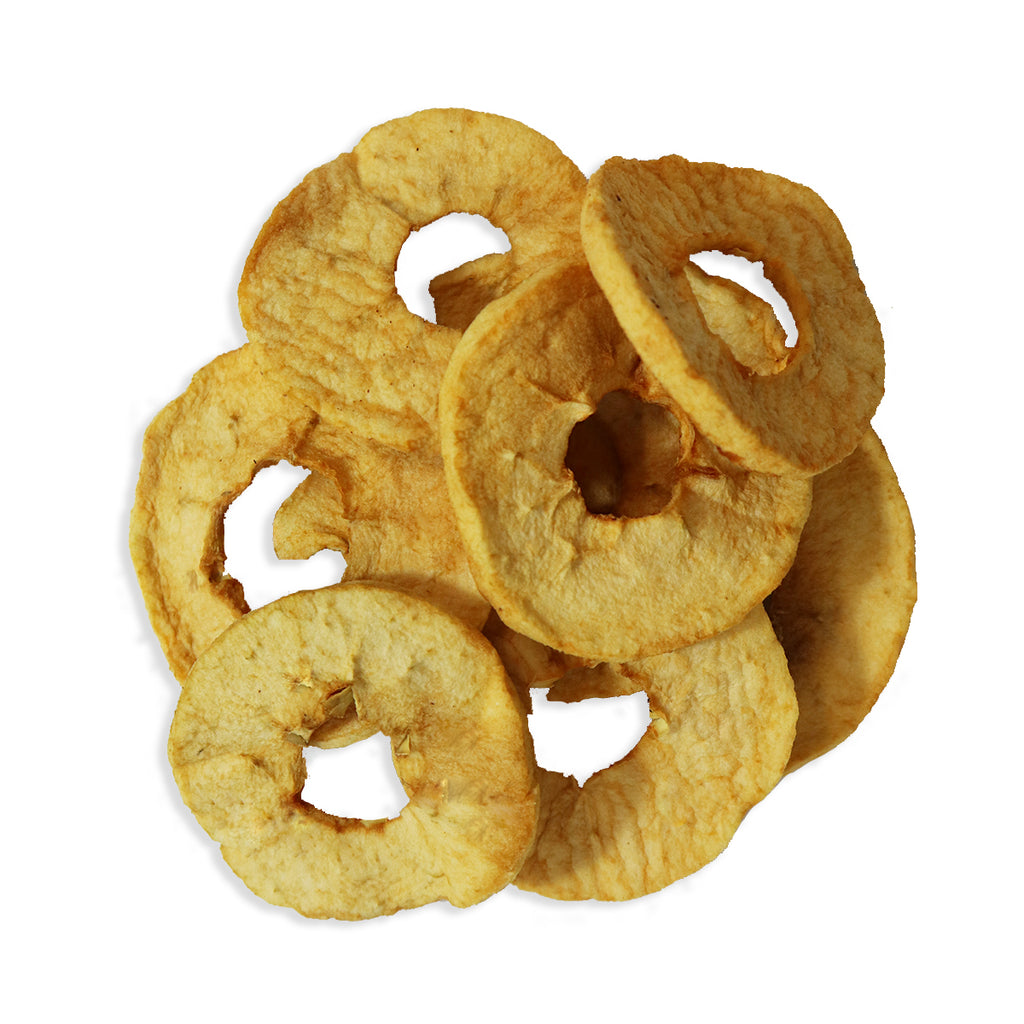 JustIngredients Organic Apple Rings