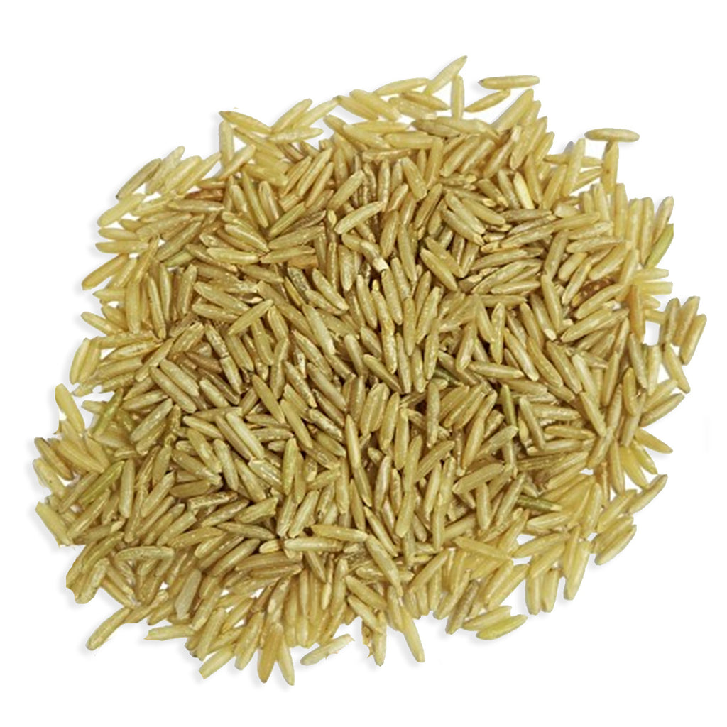 JustIngredients Organic Brown Basmati Rice