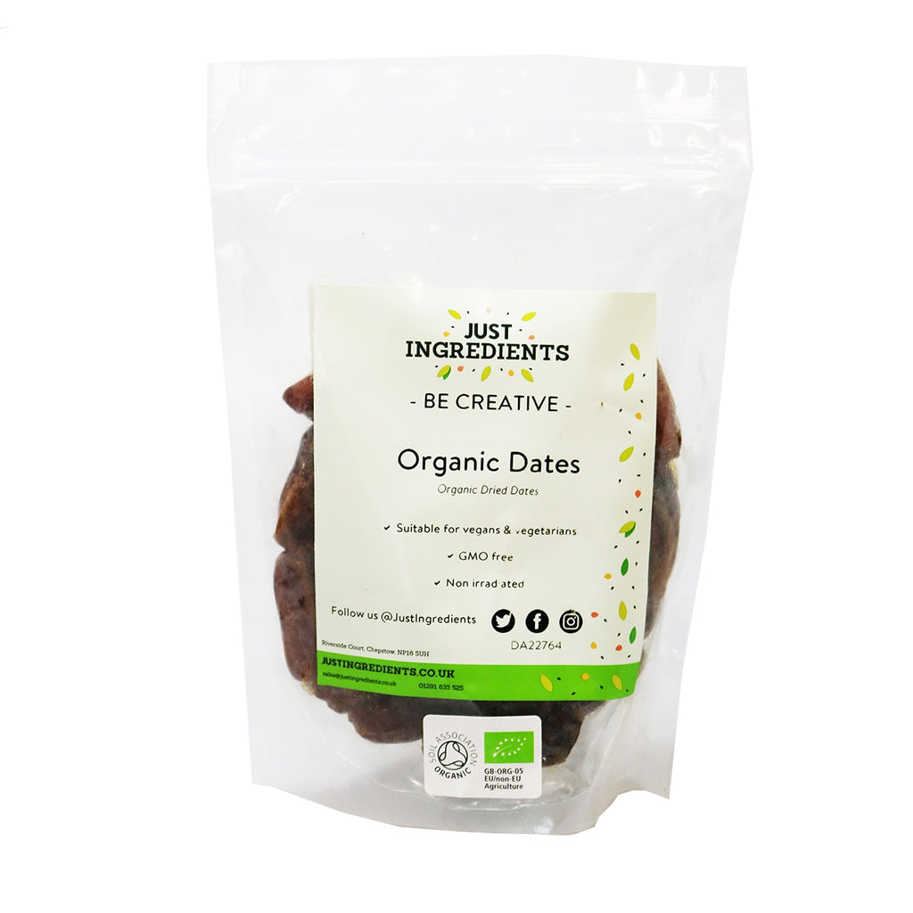JustIngredients Organic Dates