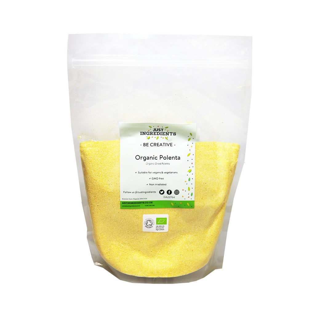 JustIngredients Organic Polenta