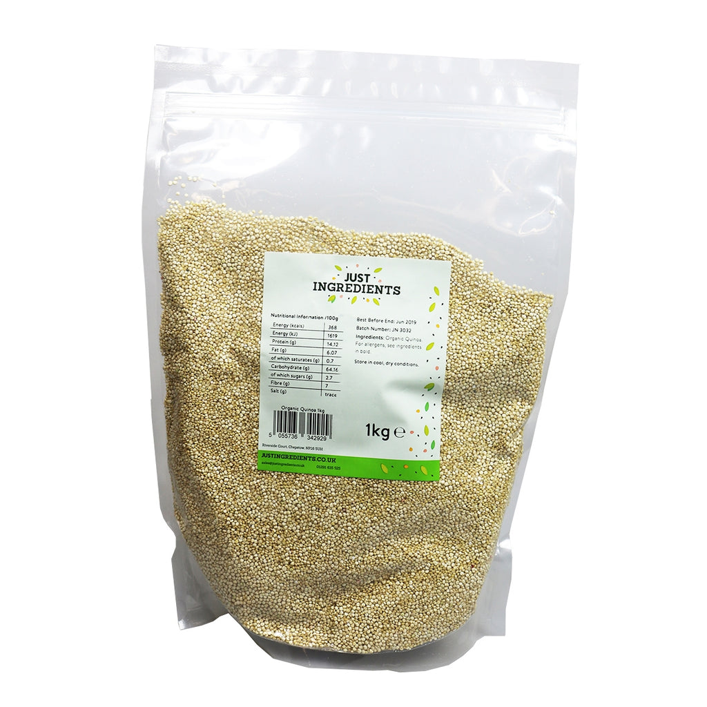 JustIngredients Organic Quinoa