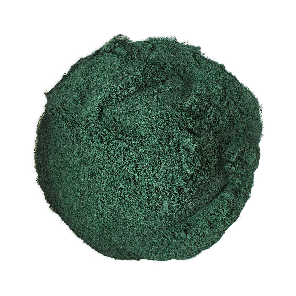 JustIngredients Organic Spirulina Powder