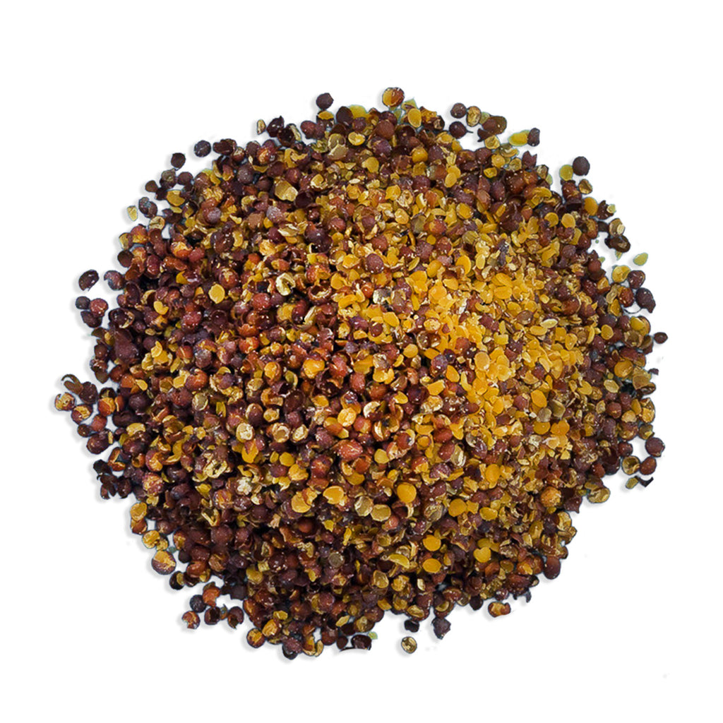 JustIngredients Crushed Black/Brown Mustard Seeds