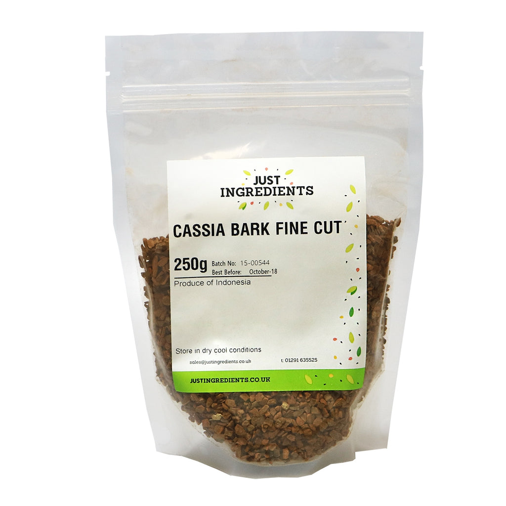 JustIngredients Cassia Crushed