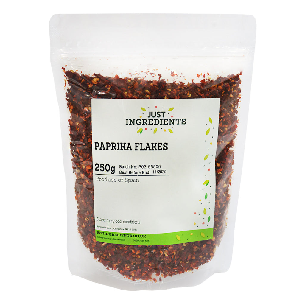 JustIngredients Paprika Flakes