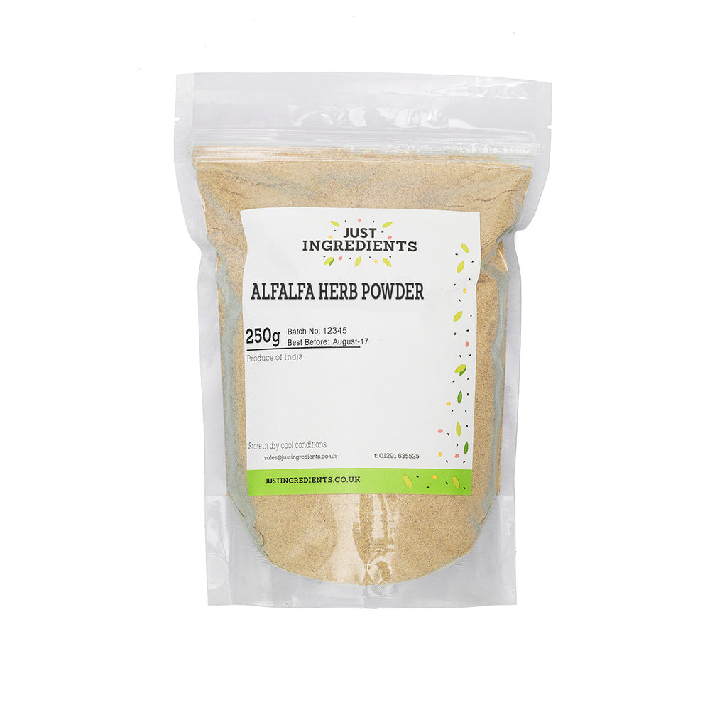 JustIngredients Alfalfa Herb Powder