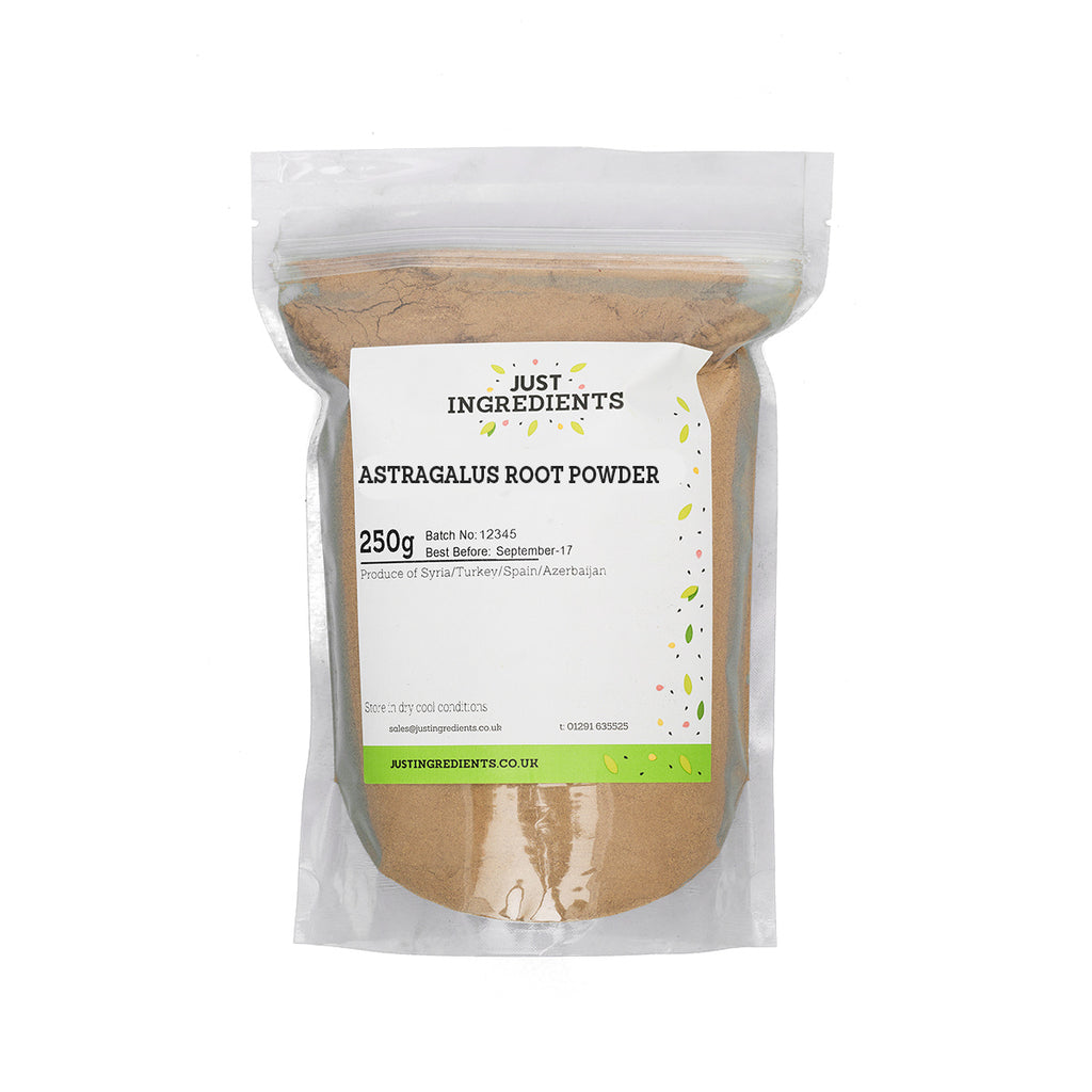 JustIngredients Astragalus Root Powder