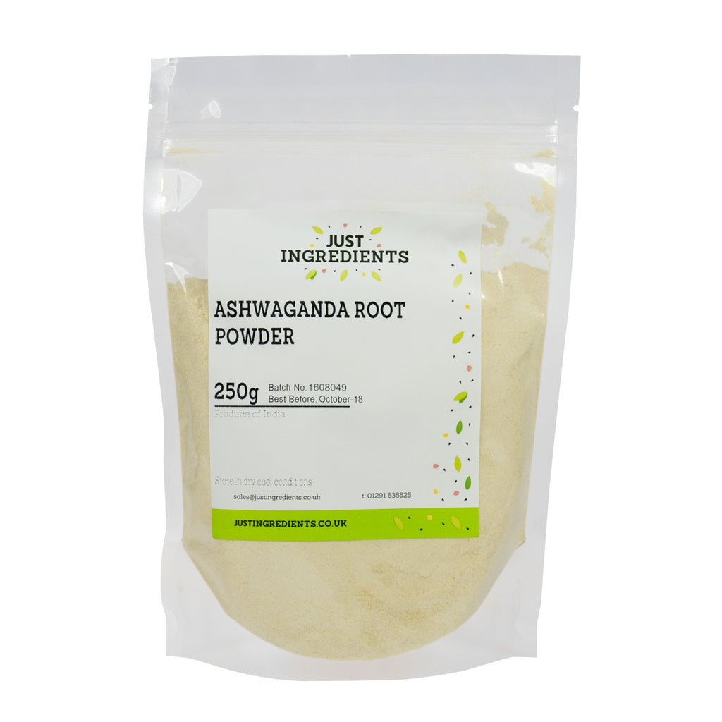 JustIngredients Ashwagandha Root Powder