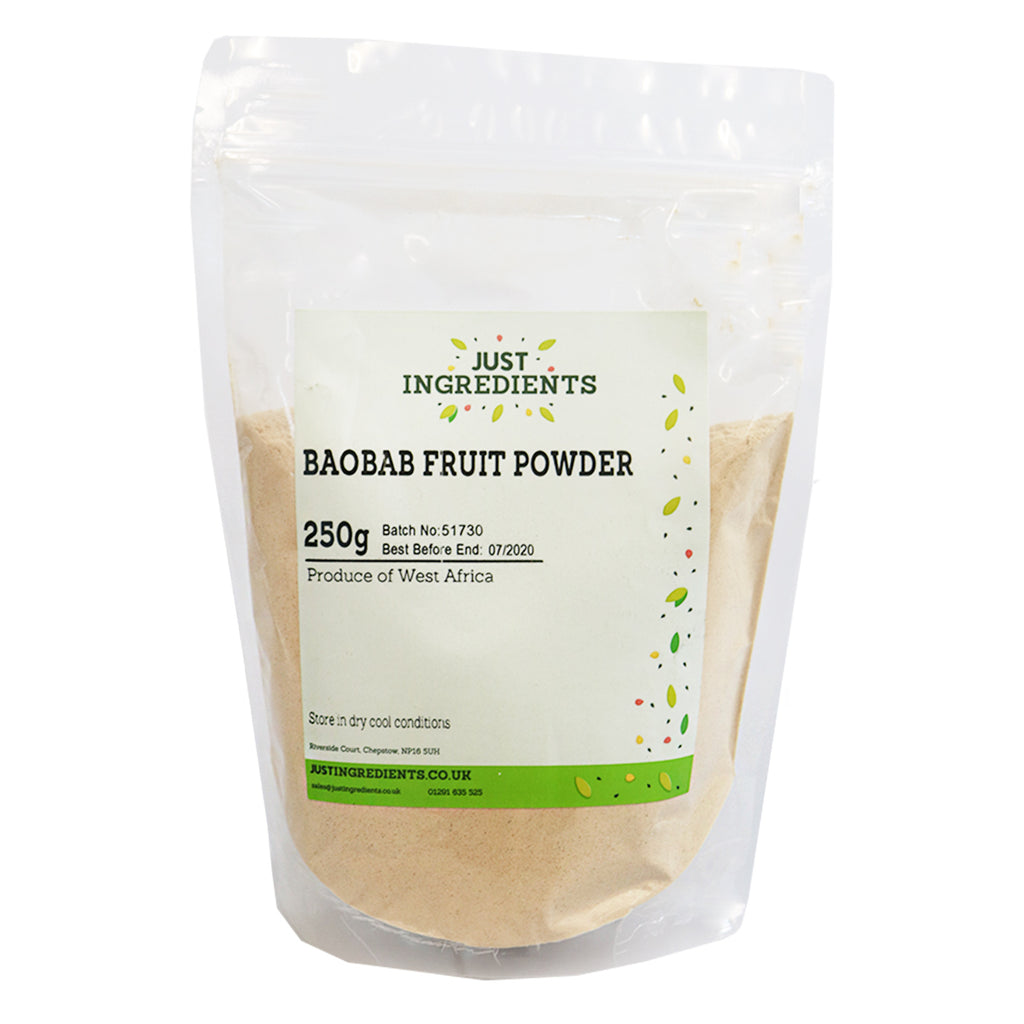 JustIngredients Baobab Fruit Powder