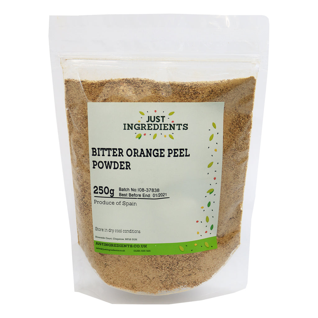 JustIngredients Bitter Orange Peel Powder