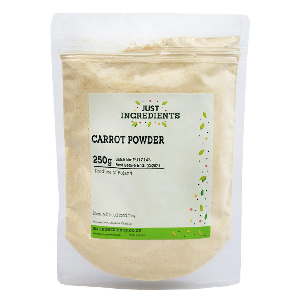 JustIngredients Carrot Powder