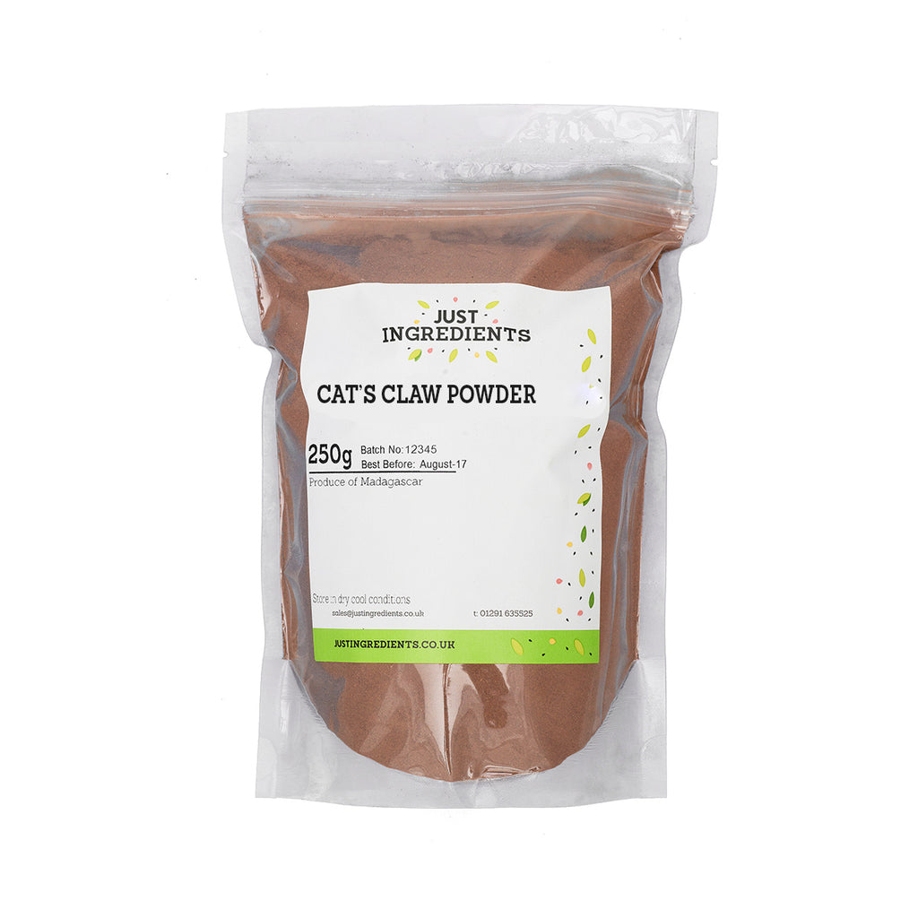 JustIngredients Cat's Claw Powder