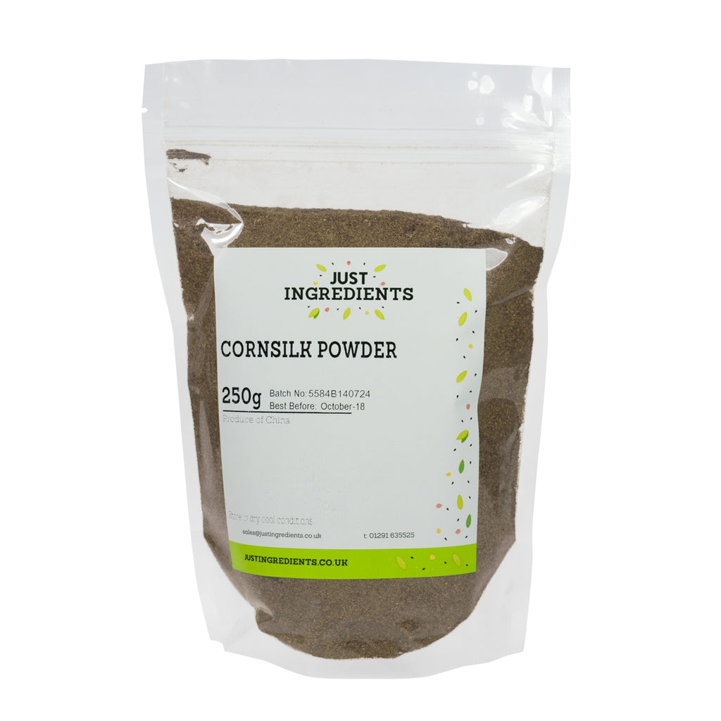 JustIngredients Cornsilk Powder