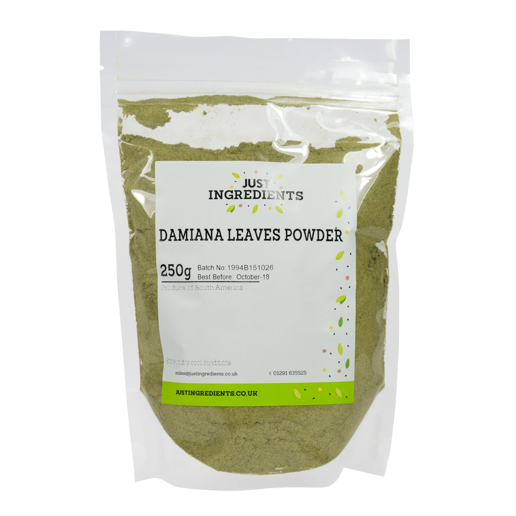 JustIngredients Damiana Powder
