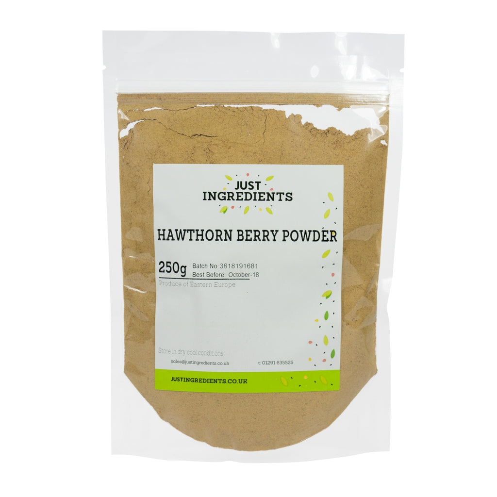 JustIngredients Hawthorn Berry Powder