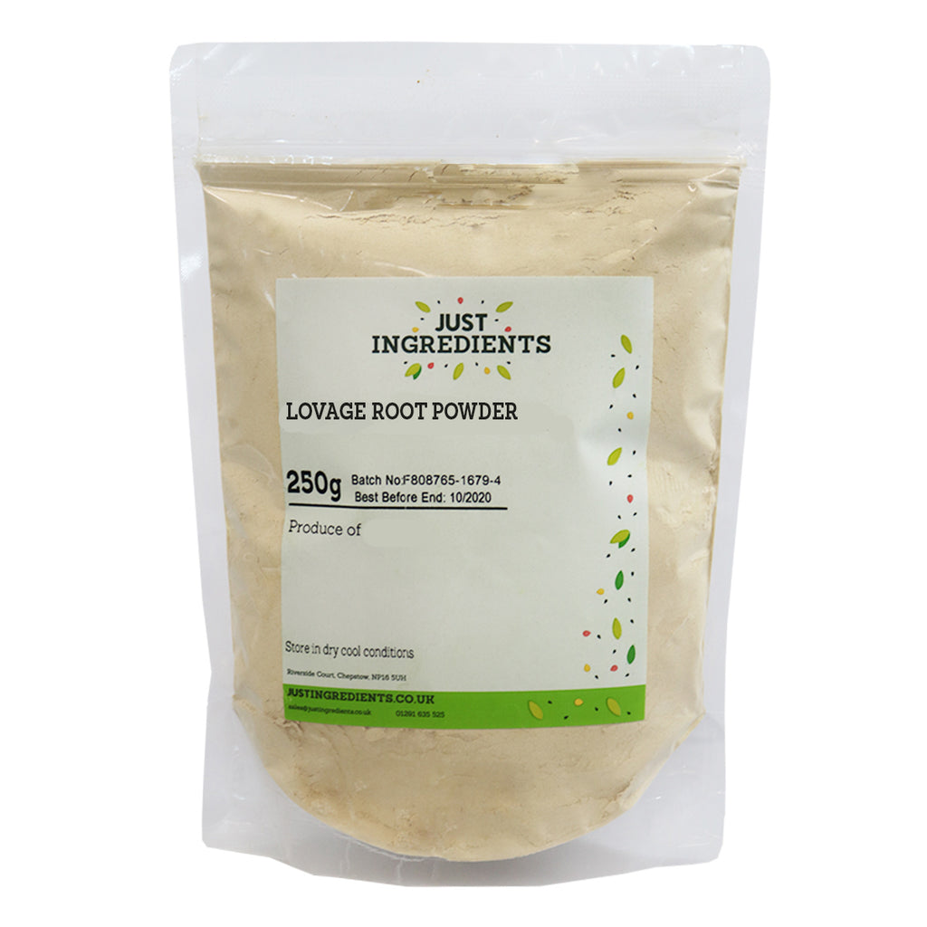JustIngredients Lovage Root Powder